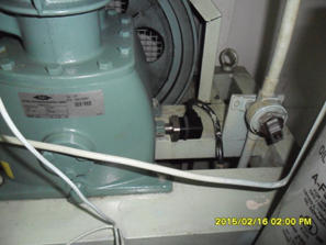 Thermal switch oil