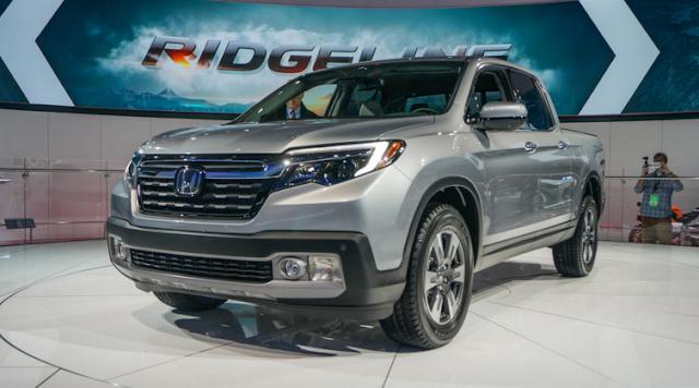 2017 Honda Ridgeline Release Date