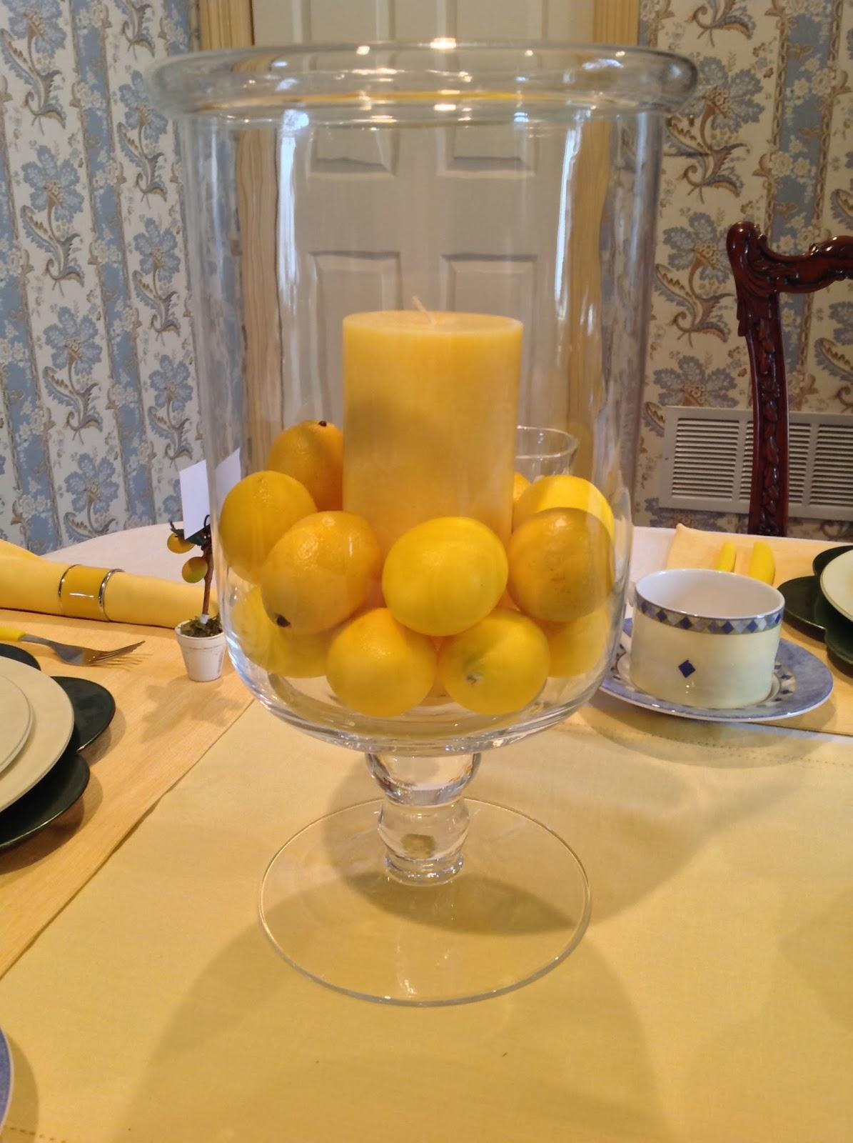 Tea In Texas Lemon Zest