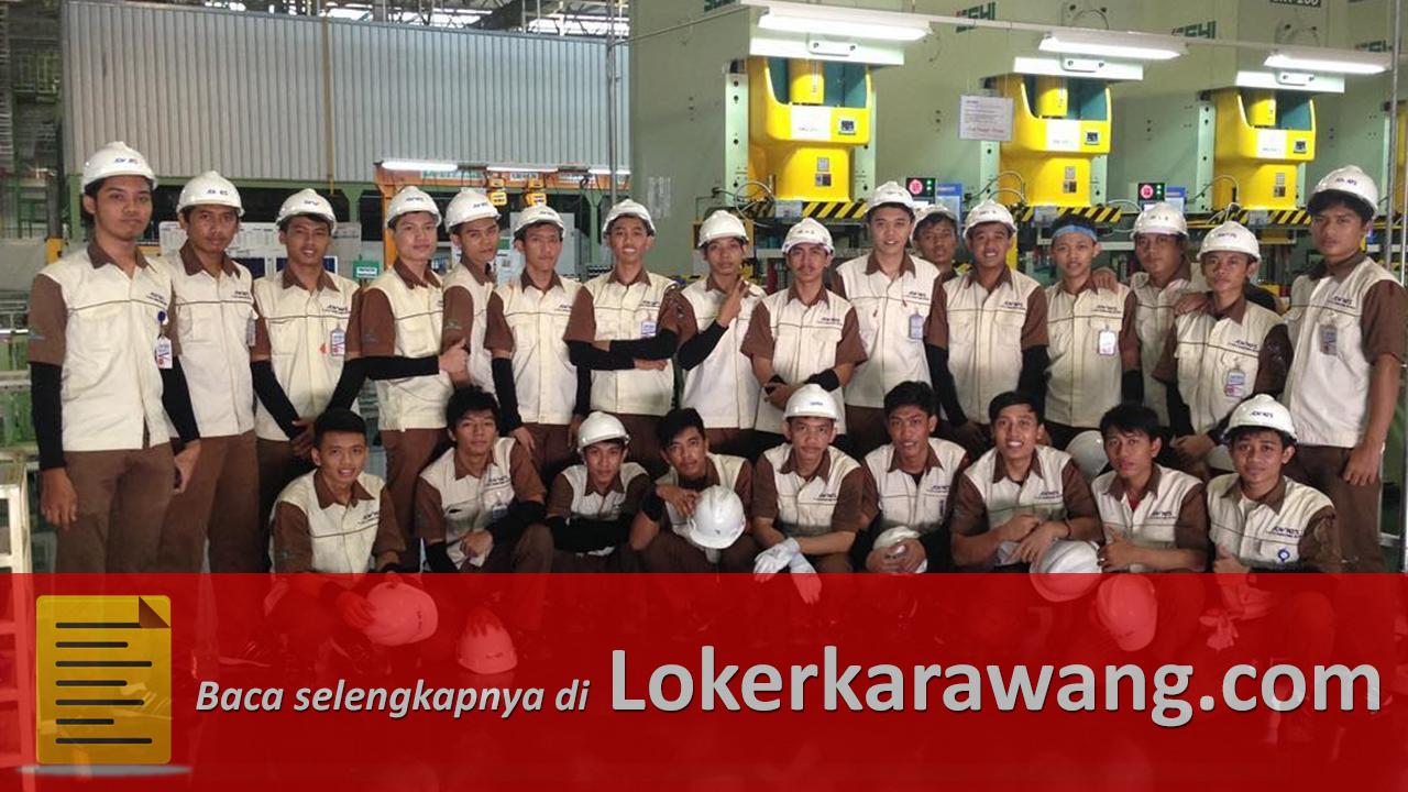 PT Advics Manufacturing Karawang