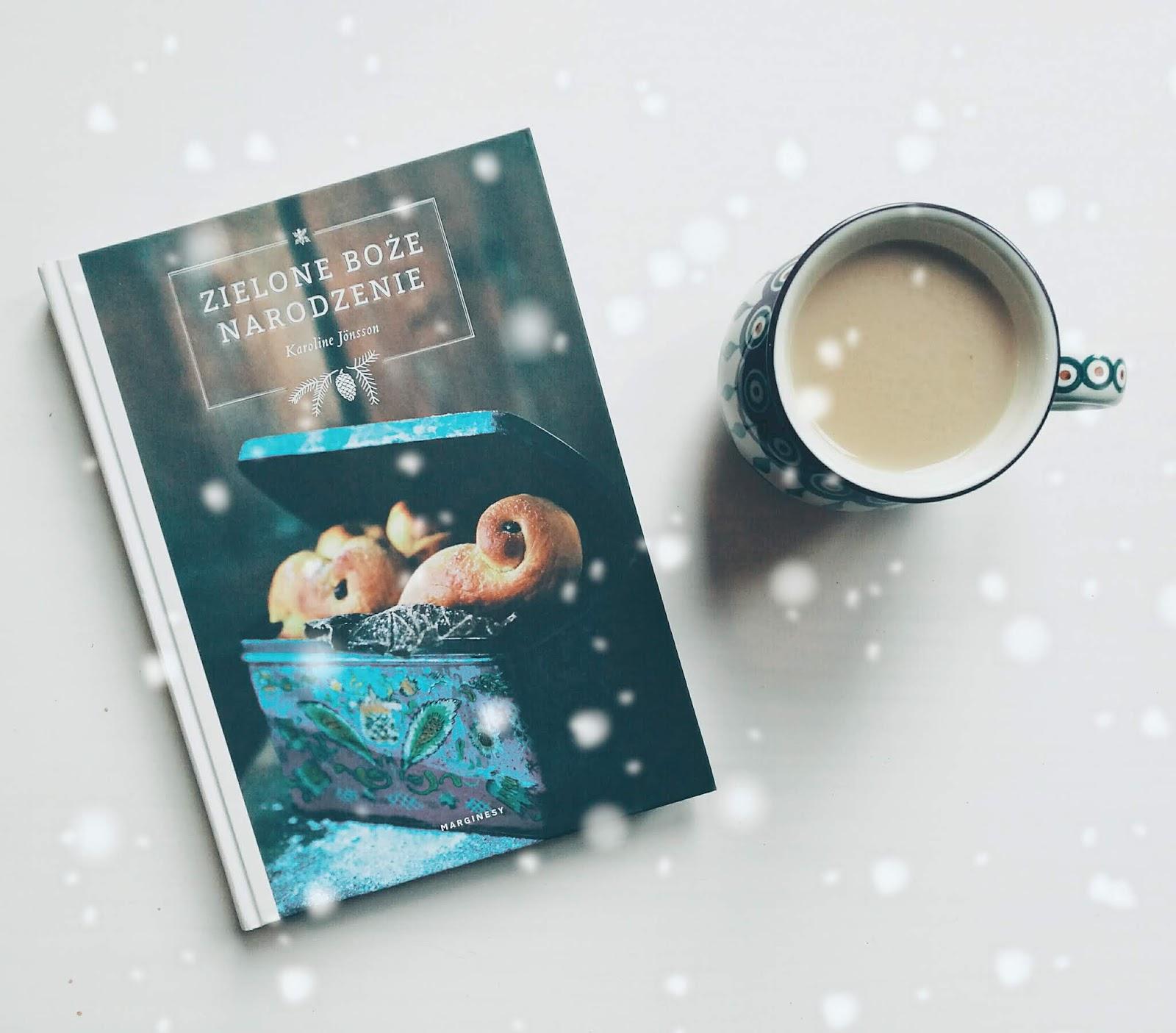 """Z okazji Mikołajek: świąteczny przepis z książki """"Zielone Boże Narodzenie"""" Karoline Jönsson"""