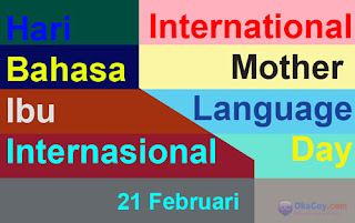 Sejarah Hari Bahasa Ibu Internasional (International Mother Language Day) 21 Februari