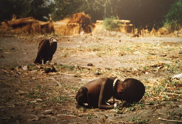 Kevin Carter - Struggling Girl