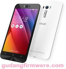 Cara Flash Asus Zenfone Selfie Z00T ( ZD551KL )