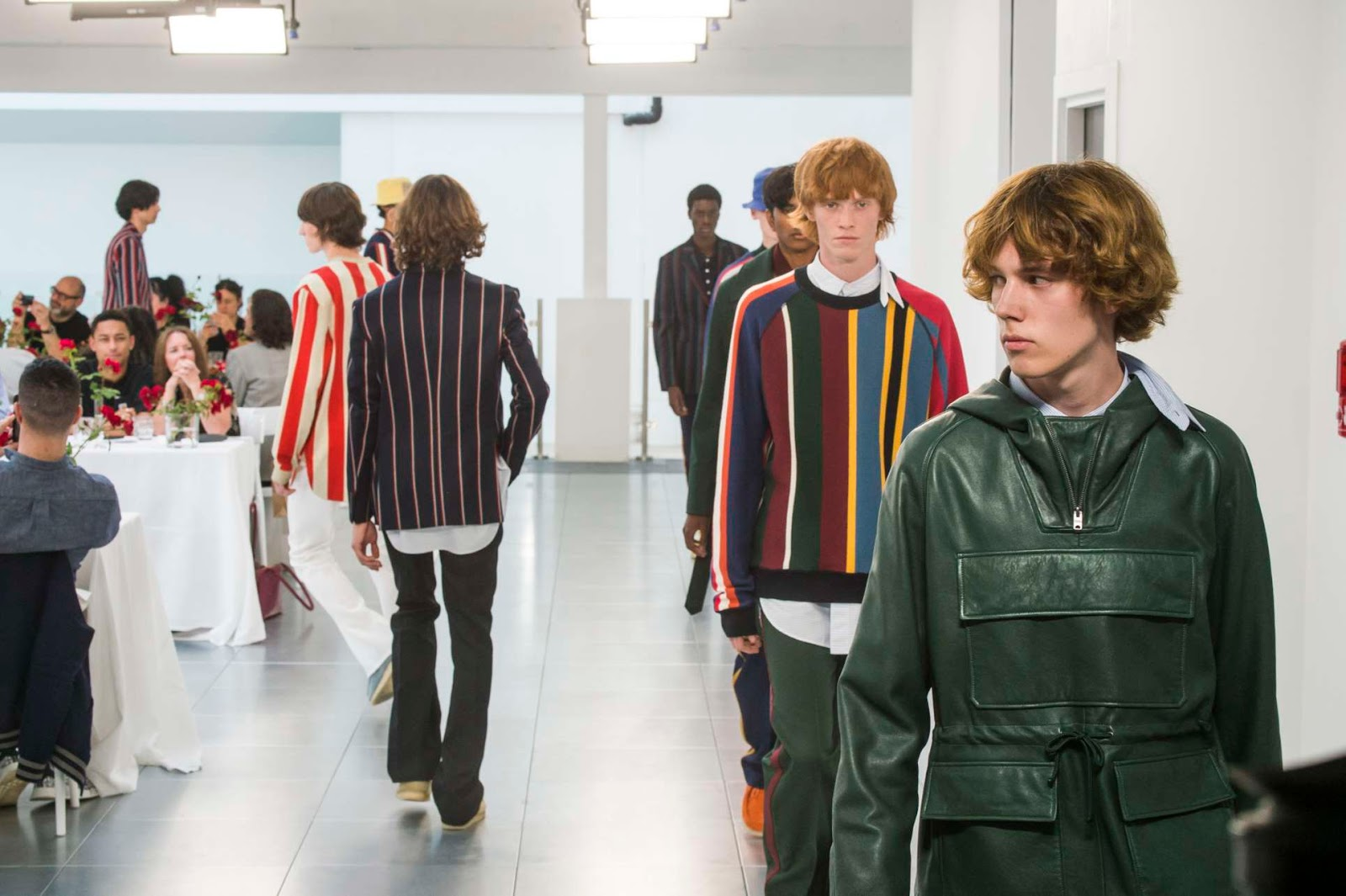 London Fashion Week - Home 71