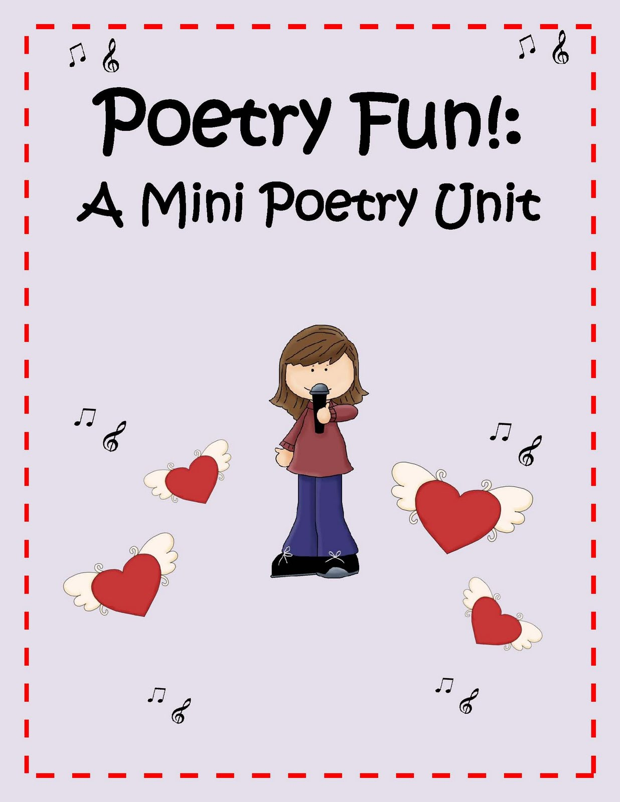 Made 4 Elementary And Made 4 Middle School Fun Poetry Unit