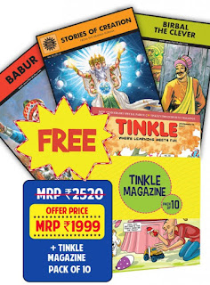 Amar Chitra Katha Subscription Offers