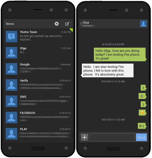Image result for Textra SMS PRO