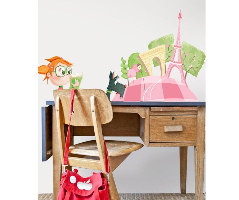 décoration parisienne