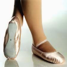 e6cc410709 Mundo Bailarinístico  Tudo sobre sapatilhas de meia ponta