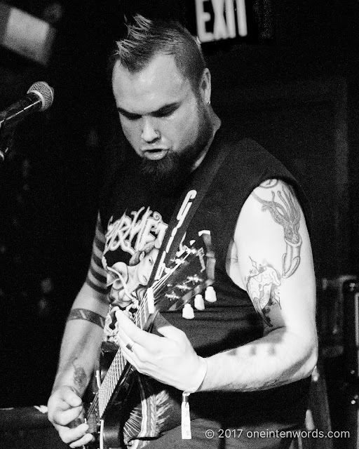 Sumo Cyco at The Bovine Sex Club for Canadian Music Week CMW 2017 on April 21, 2017 Photo by John at One In Ten Words oneintenwords.com toronto indie alternative live music blog concert photography pictures