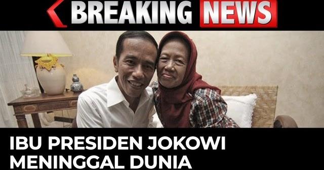 Ditinggal Ibu, Sujiwo Tejo Usul Jokowi Libur Dulu | PORTAL