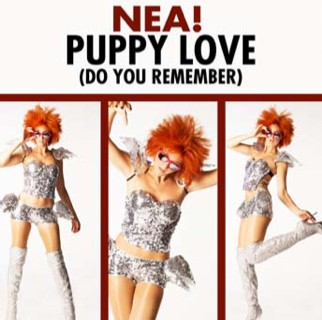 "New italodisco band NEA! release single entitled ""Puppy Love(Do You Remember)"""
