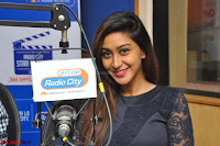 Shravya in skirt and tight top at Vana Villu Movie First Song launch at radio city 91.1 FM ~  Exclusive 81.JPG