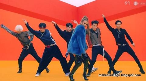 Super Junior - Lo Siento Lyric