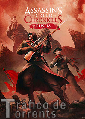 Baixar a Capa Assassins Creed Chronicles Russia PC