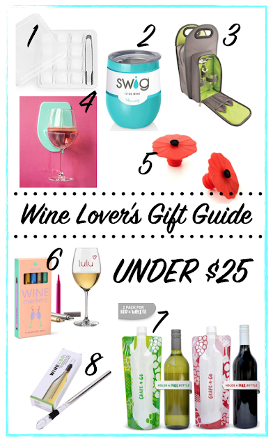 Wine Lover's Gift Guide Under $25