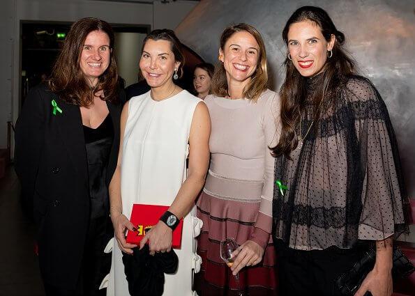 Princess Alexandra, Charlotte Casiraghi, Dimitri Rassam, Andrea Casiraghi, Tatiana Santo Domingo, Giambattista Valli, Victoria Beckham