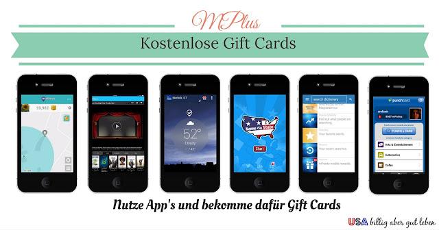Bekomme Gift Cards für spielen