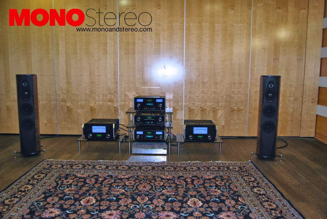 mono and stereo high end audio magazine sonus faber olympica iii and mcintosh at multimedia hi fi. Black Bedroom Furniture Sets. Home Design Ideas