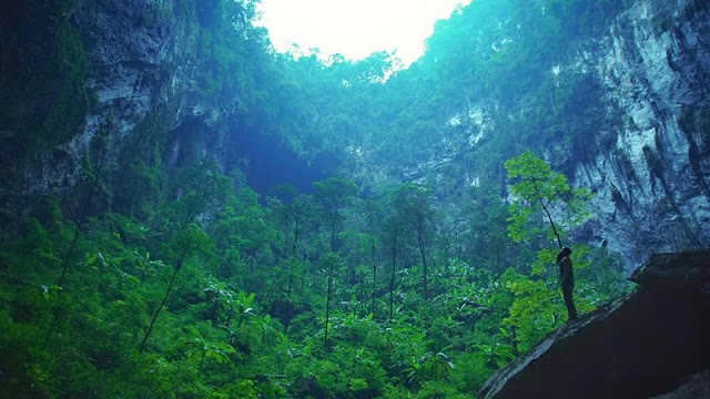 Son Doong Cave through lens of Hollywood director 1