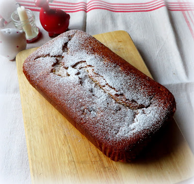 Banana & Golden Syrup Loaf