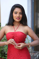 Mamatha sizzles in red Gown at Katrina Karina Madhyalo Kamal Haasan movie Launch event 190.JPG