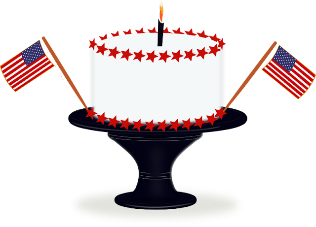 4th of July Cliparts Images 2017   Happy 4th of July Cliparts