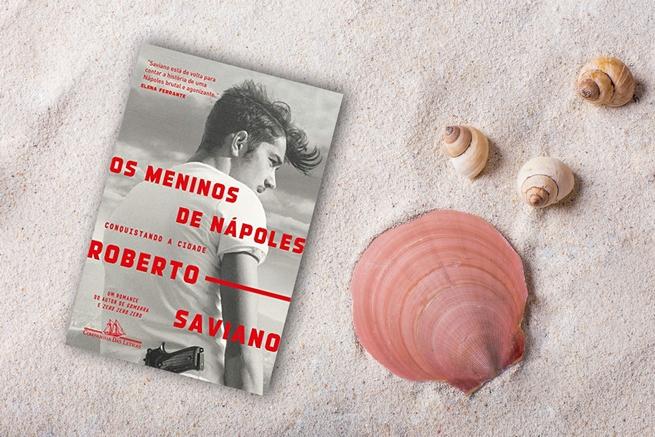 Os Meninos de Nápoles   Roberto Saviano