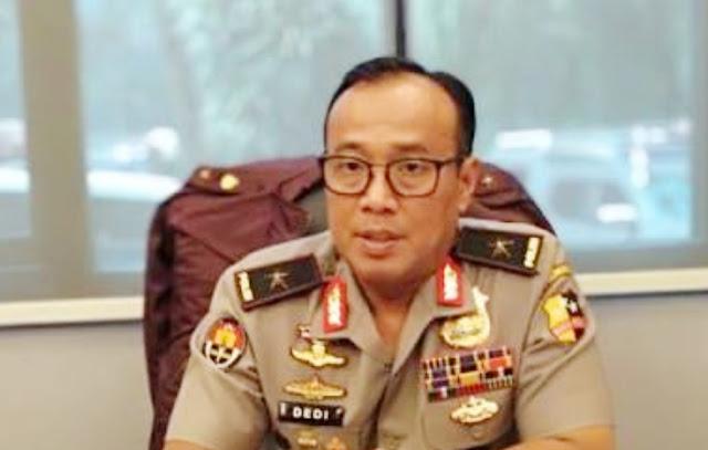 Lagi, Polisi Tangkap Penyebar Hoaks 7 Kontainer Surat Suara di Bumiayu Brebes