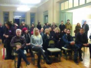 Δελτίο Τύπου Ομάδας Πολιτισμού της Λαϊκής Επιτροπής Κατερίνης 19-2-17