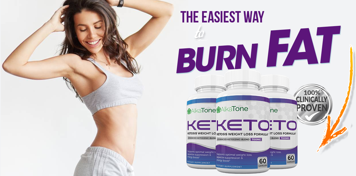 Alkatone - Keto Diet with Free Gift