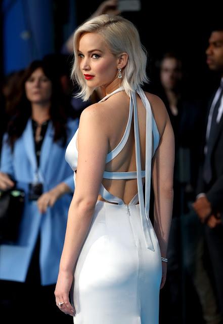 Jennifer Lawrence figure