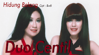 Lirik Lagu Hidung Belang - Duo Centil