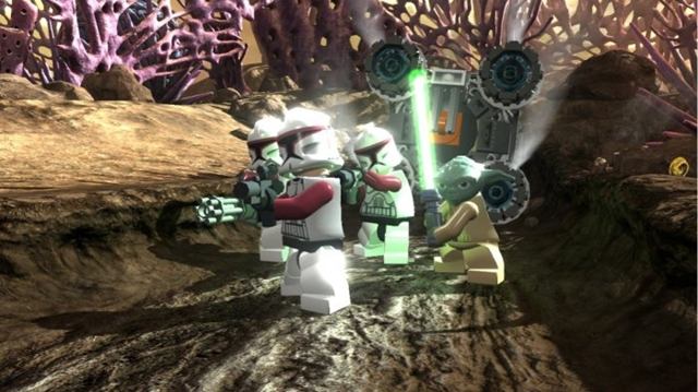 LEGO Star Wars 3 The Clone Wars PC Full Español Skidrow Descargar