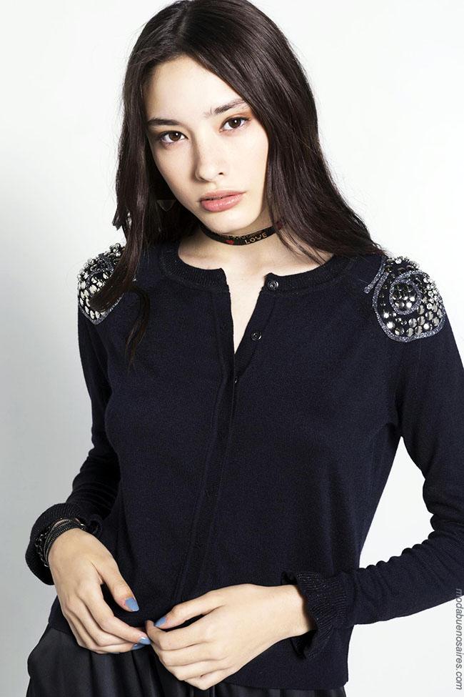 Moda mujer invierno 2018 ropa de moda. Sweaters invierno 2018. Ropa de moda invierno 2018.