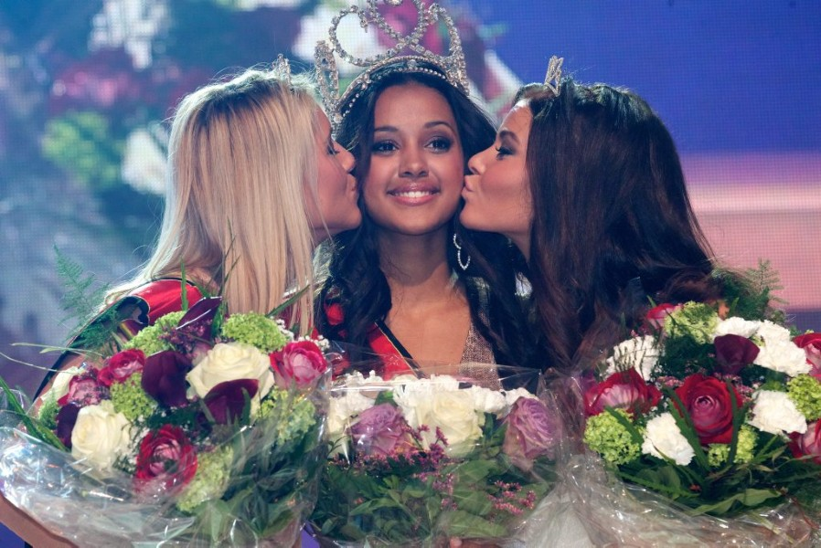 Miss Belgium 2012 Semifinalists