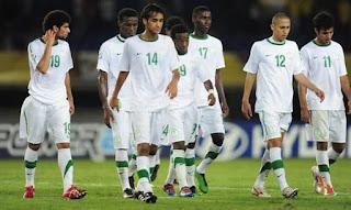 جدول ترتيب مجموعة السعودية فى كأس العالم للشباب تحت 20 سنة