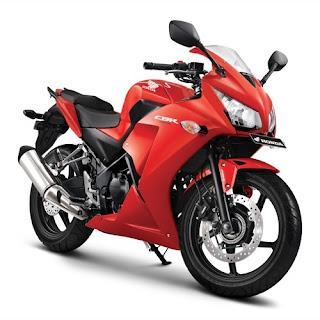Sepeda Motor Honda CBR 250R 1