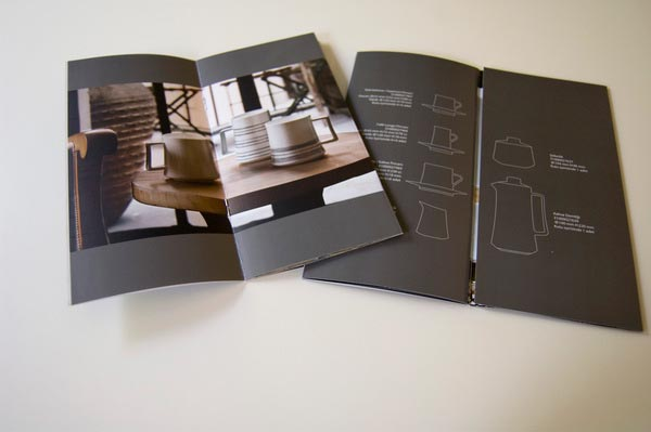 product brochures design