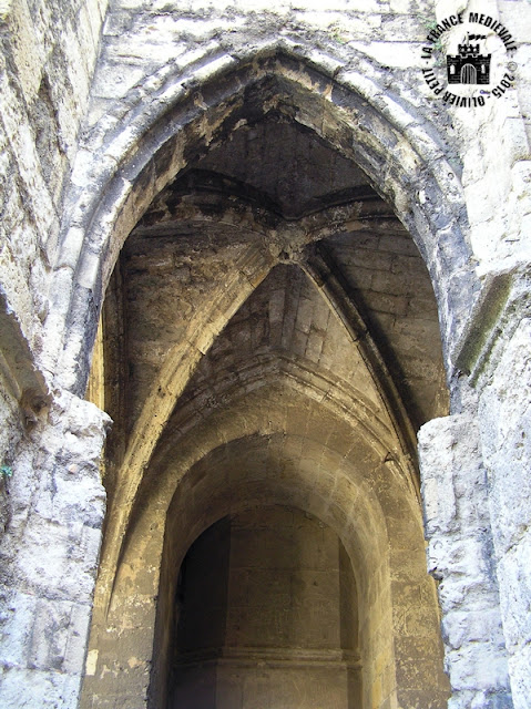 NARBONNE (11) - Cloître de la catédrale Saint-Just-et-Saint-Pasteur