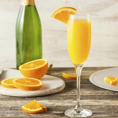 Mimosa-Cam và Champagne