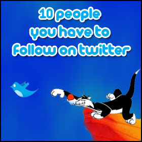 10 People You Have To Follow On Twitter