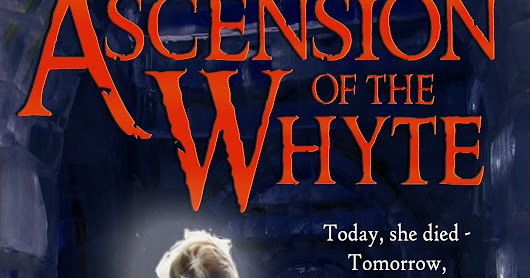Ascension of the Whyte - Audiobook OUT NOW!