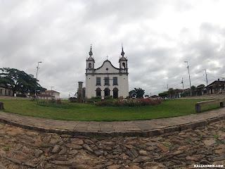 Igreja Matriz de Catas Altas/MG.