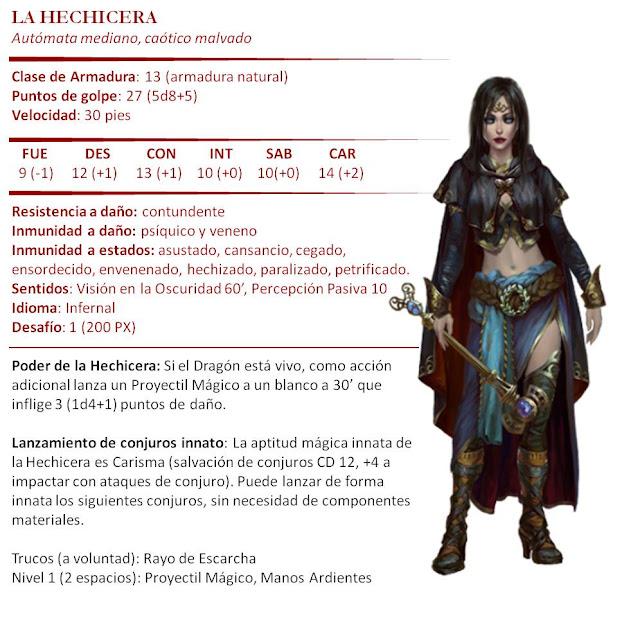 El Titiritero - Hechicera