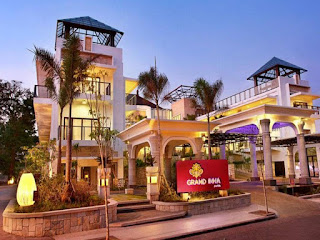 Booking Hotel Grand Inna Kuta Bali