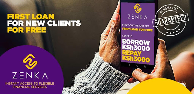 Zenka loans kenya