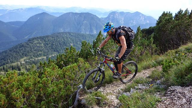 Mountainbike Tour: Veitsberg (Landl, Ursprungpass, Thiersee)