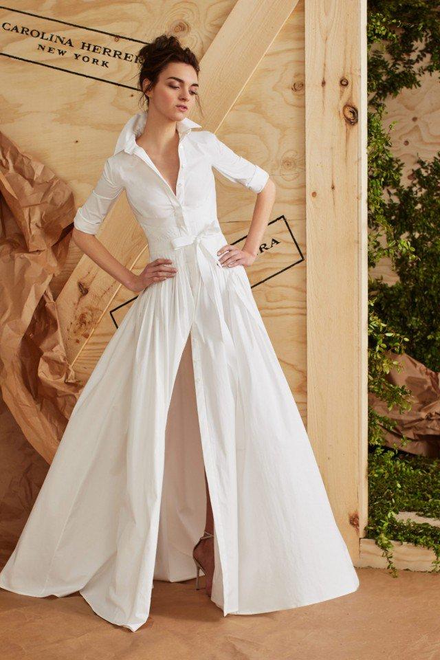 ¡Outfits de vestidos de novias! Colección Carolina Herrera